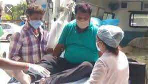 शिक्षा मंत्री जगरनाथ महतो की हालत नाजुक, सीएम हेमंत सोरेन ने मेडिका अस्पताल जाकर लिया हालचाल