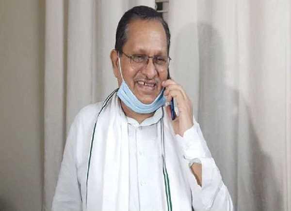 बिहार विधान परिषद के सभापति अवधेश नारायण सिंह, उनकी पत्नी और कई अन्य सदस्य कोरोना पॉजिटिव