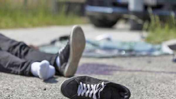सड़क दुर्घटना में दसवीं के छात्र की मौत